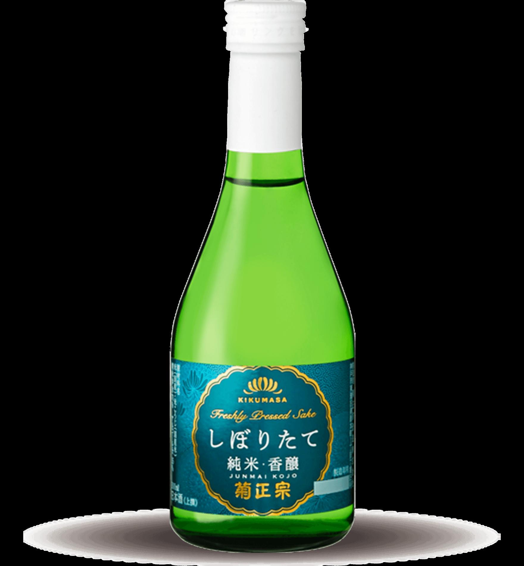 しぼりたて純米・香醸 300ml