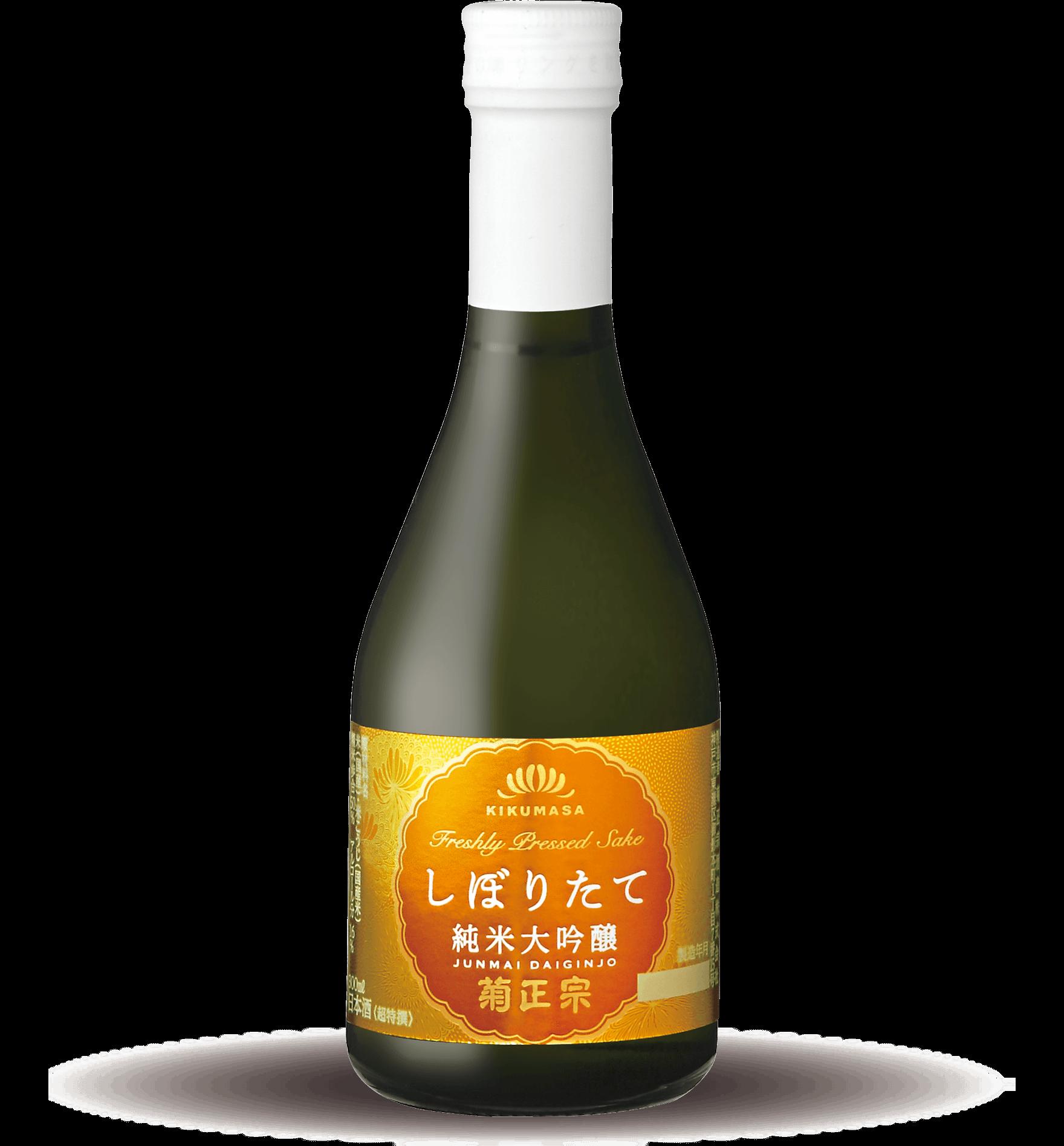 しぼりたて純米大吟醸 300ml