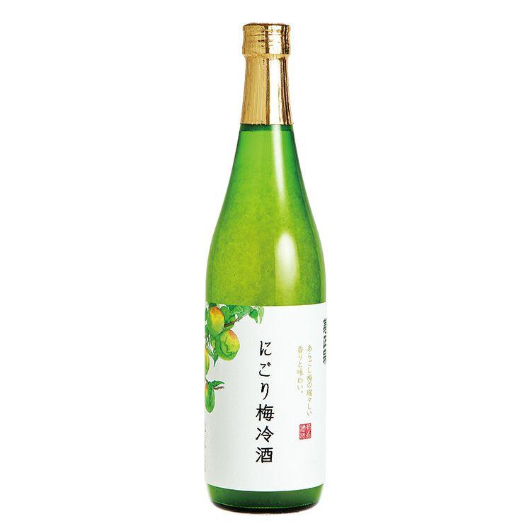 「菊正宗 にごり梅冷酒 720ml」